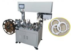 Full Automatic Tube cutting winding tying machine WPM-02L
